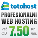 Web hosting by Totohost